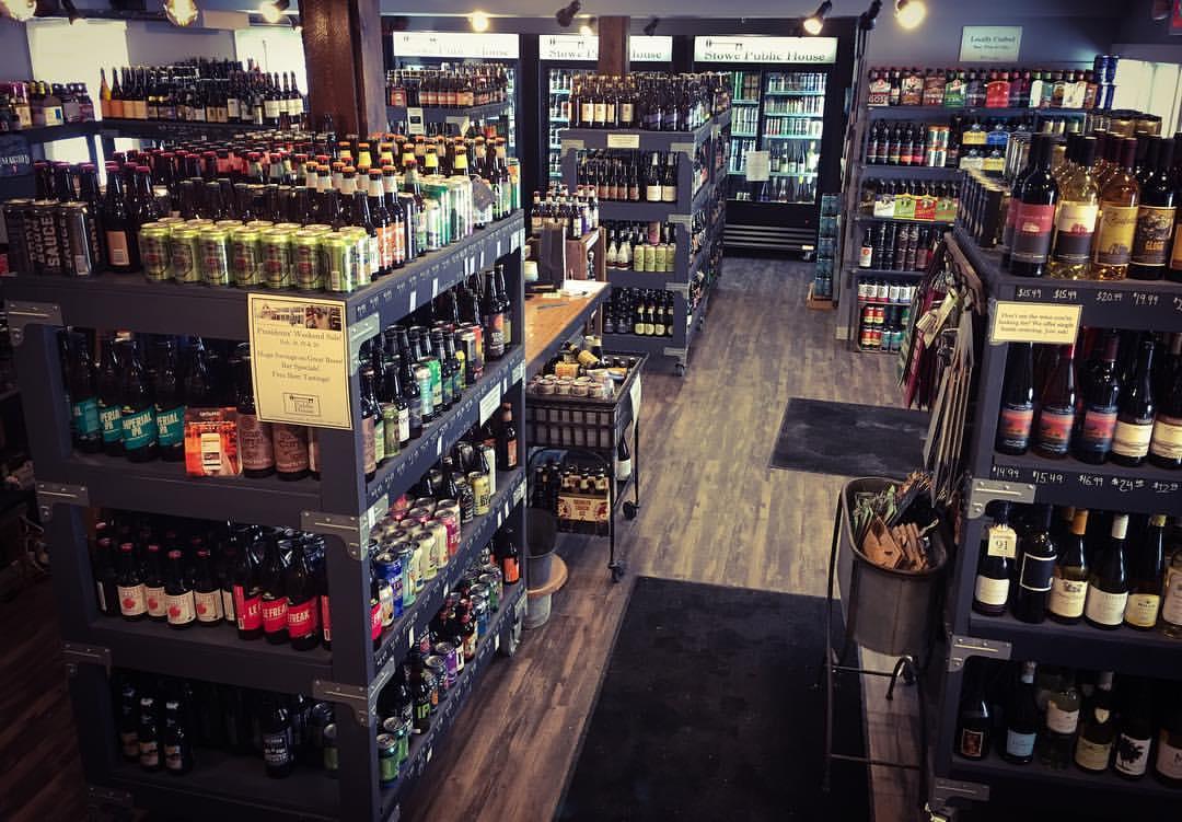 Stowe Public House U0026 Bottle ShopStowe Public HouseSpecialty Craft ...