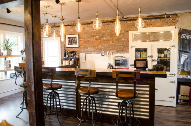 Stowe Public House Bar